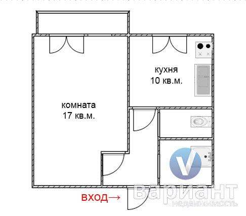 Примеры перепланировки квартир: фото - Стильная